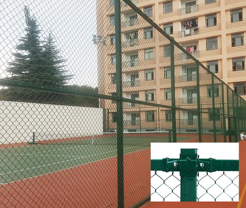精钢方管拼装围网