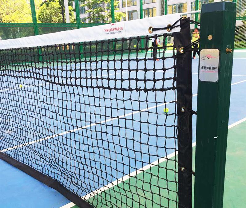 鋁合金直插式網球柱